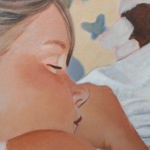 Sleeping Natalia