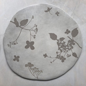 PETIOLARIS - série Herbarium - grès gris