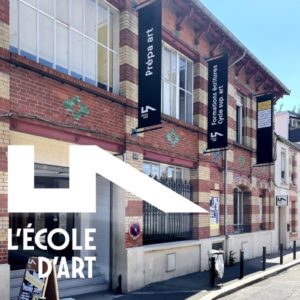 L'ECOLE D'ART au coeur de Montreuil
